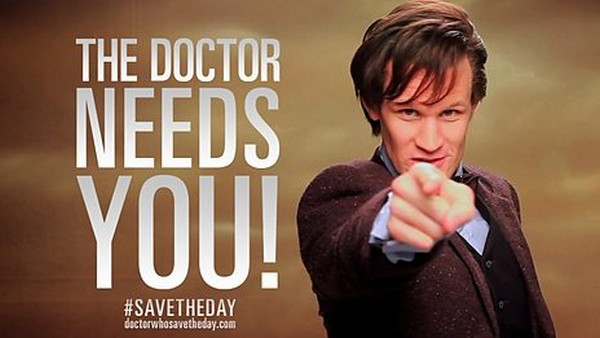 Doctor who the loves hashtags three if by space