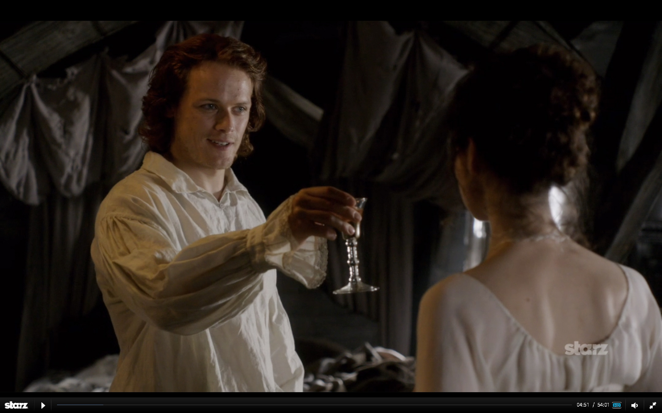 My Take On Outlander Episode 107 The Wedding